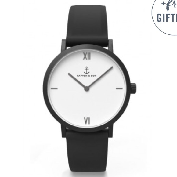 Kapten and Son Accessories - Kapten and son Pure Lux Watch